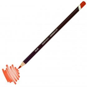 Derwent Coloursoft Yumuşak Kuru Boya Kalemi C080 Bright Orange