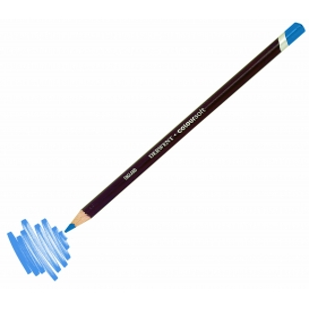 Derwent Coloursoft Yumuşak Kuru Boya Kalemi C330 Blue