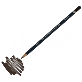 Derwent Watercolour Pencil Suluboya Kalemi 66 Chocolate