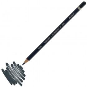 Derwent Watercolour Pencil Suluboya Kalemi 68 Blue Grey