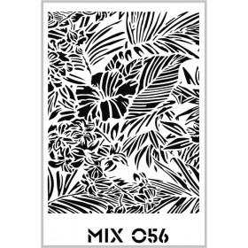 Rich Mix Stencil Şablon Özel Seri 33x48cm - MIX056