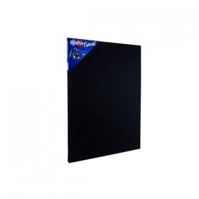 Brons Academy Siyah Tuval 25x35cm
