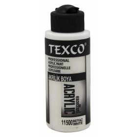 Texco Akrilik 110cc Boya 11500 - BEYAZ