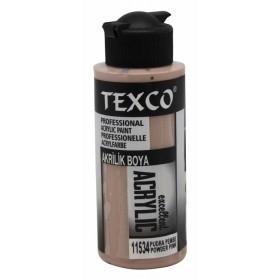 Texco Akrlilik Boya 11534 - PUDRA PEMBESİ 110cc
