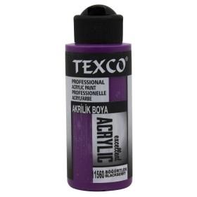 Texco Akrilik 110cc Boya 11560 - BÖĞÜRTLEN