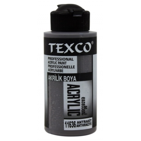 Texco Akrlilik Boya 11636 - ANTRASİT 110cc