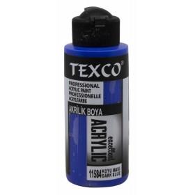 Texco Akrilik 110cc Boya 11584 - KOYU MAVİ