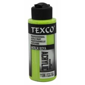 Texco Akrilik 110cc Boya 11596 - FISTIK YEŞİLİ