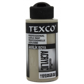 Texco Akrilik 110cc Boya 11610 - ANTİK BEJ
