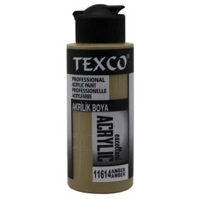 Texco Akrilik 110cc Boya 11614 - AMBER