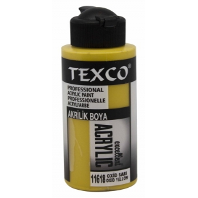 Texco Akrilik 110cc Boya 11618 - OXİD SARI