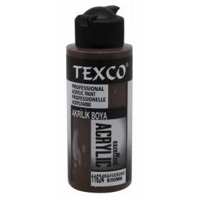 Texco Akrilik 110cc Boya 11624 - KAHVERENGİ