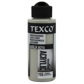 Texco Akrilik 110cc Boya 11630 - GRİ