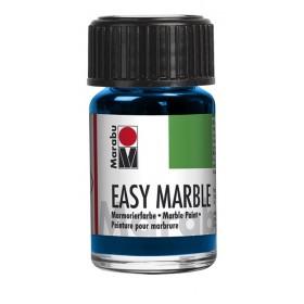 Marabu easy marble 095 Azure Blue 15ml