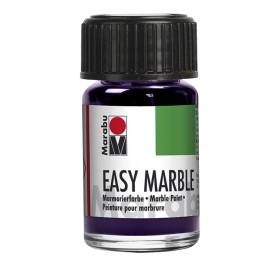 Marabu easy marble 039 Aubergine 15ml