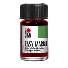 Marabu easy marble 038 Ruby Red 15ml