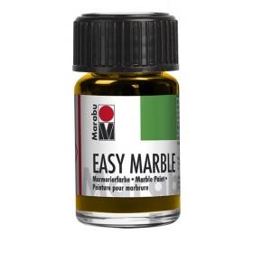 Marabu easy marble 021 Medium Yellow 15ml