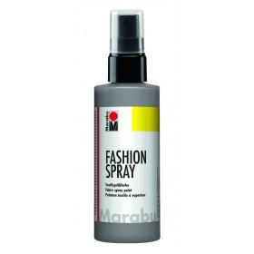 Marabu Fashion Sprey Kumaş Boyası 100 ml. GRİ
