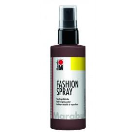 Marabu Fashion Sprey Kumaş Boyası 100 ml. KAKAO