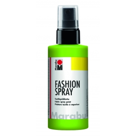 Marabu Fashion Sprey Kumaş Boyası 100 ml. RESEDA