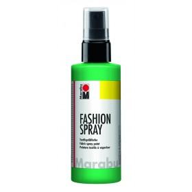 Marabu Fashion Sprey Kumaş Boyası 100 ml. ELMA YEŞİLİ