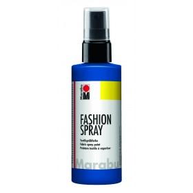 Marabu Fashion Sprey Kumaş Boyası 100 ml. MARİNE MAVİ