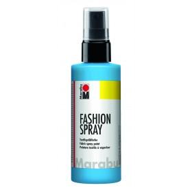 Marabu Fashion Sprey Kumaş Boyası 100 ml. GÖK MAVİ