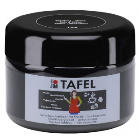 Marabu Tafel -Siyah- Kara Tahta Boyası 225 ml