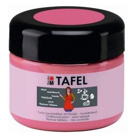 Marabu Tafel -Şeker Pembe- Kara Tahta Boyası 225 ml