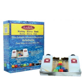 Artebella Kolay Ebru Seti No:6 (Alüminyum Tekne)