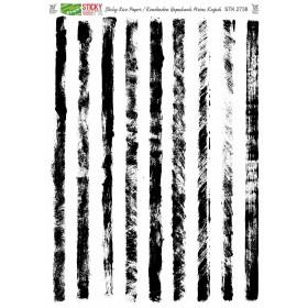 Kendinden Yapışkanlı Sticky Pirinç Kağıdı STK-2738