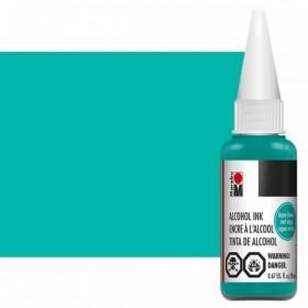 Marabu Alcholol ink 20ml - AQUA GREEN