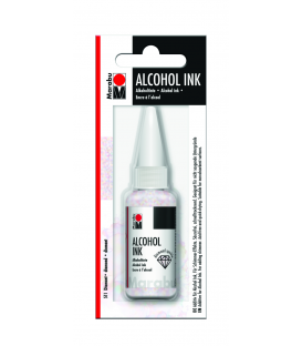 Marabu Alcholol ink 20ml - DIAMOND