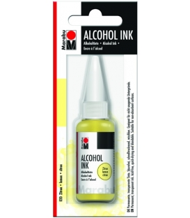 Marabu Alcholol ink 20ml - LEMON
