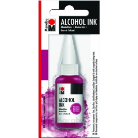 Marabu Alcholol ink 20ml - BORDEAUX