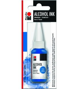 Marabu Alcholol ink 20ml - GENTIAN