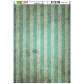 Kendinden Yapışkanlı Sticky Pirinç Kağıdı STK-2527