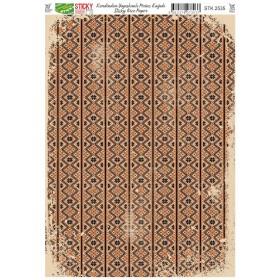 Kendinden Yapışkanlı Sticky Pirinç Kağıdı STK-2535