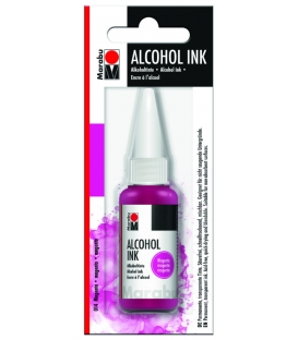 Marabu Alcholol ink 20ml - MAGENTA