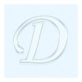 Pleksi Ayna Görünüm 4cm Harf D