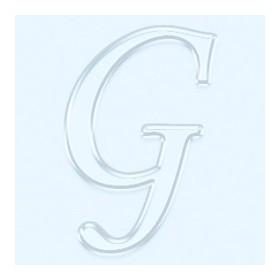 Pleksi Ayna Görünüm 4cm Harf G