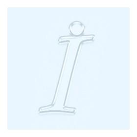 Pleksi Ayna Görünüm 4cm Harf İ