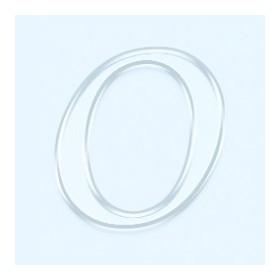 Pleksi Ayna Görünüm 4cm Harf O