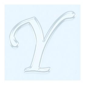 Pleksi Ayna Görünüm 4cm Harf Y