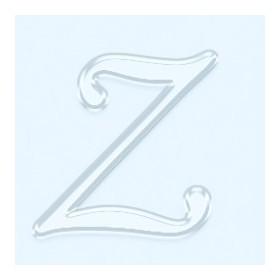Pleksi Ayna Görünüm 4cm Harf Z