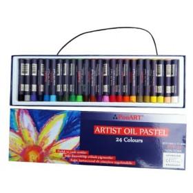 Ponart Yağlı Artist Pastel 24 Renk