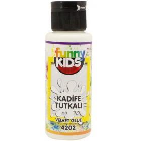 Funny Kids Kadife Tutkalı 70cc