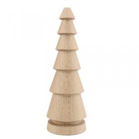 Yılbaşı Çamı Torna Ağaç Süs 18cm