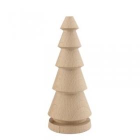 Yılbaşı Çamı Torna Ağaç Süs 14,5cm