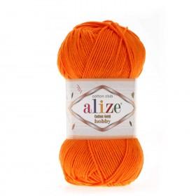 Alize Cotton Gold Hobby Amigurumi El Örgü İpi 50gr - Oranj